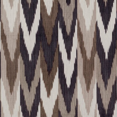 Schumacher Fabric KASHGAR IKAT CARBON & TEAK Search Results