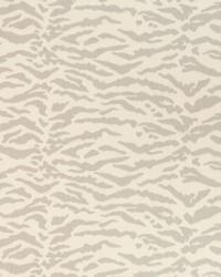 Schumacher Fabric Tigris Pewter Fabric