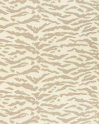 Schumacher Fabric Tigris Desert Fabric