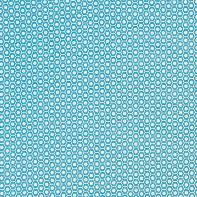 Schumacher Fabric QUEEN B II AQUA Search Results