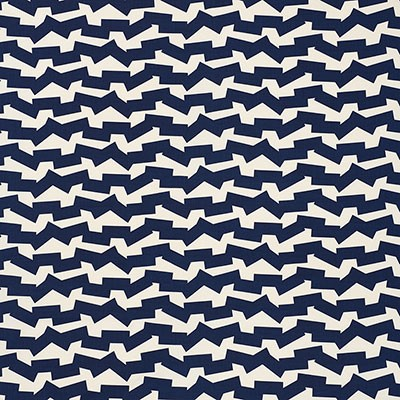 Schumacher Fabric JUMBLE II NAVY Search Results