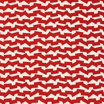 Schumacher Fabric JUMBLE II RED Search Results