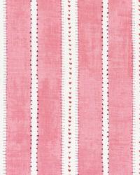Schumacher Fabric Amour Raspberry Fabric