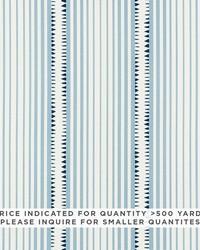 Schumacher Fabric Moncorvo Contract Blue Fabric