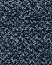 Schumacher Fabric Landeau Chenille Marine Fabric
