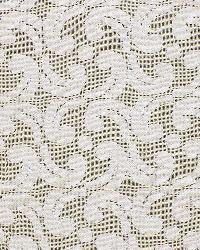 Schumacher Fabric Baroque Cutwork Natural Fabric