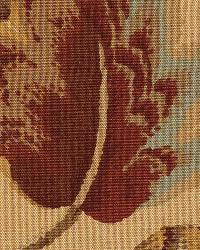 Schumacher Fabric Fox Hollow Honey And Smoke Fabric