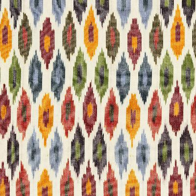 Schumacher Fabric SUNARA IKAT SPICE Search Results
