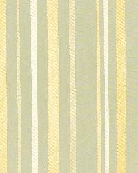Schumacher Fabric Alessandra Silk Stripe Aqua Fabric