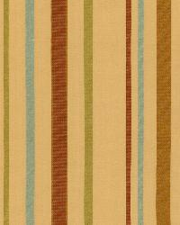 Schumacher Fabric Alessandra Silk Stripe Gold Fabric