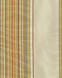 Schumacher Fabric Bizet Ruched Stripe Fresco Fabric