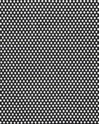 Schumacher Fabric Sabina Ivory & Black Fabric