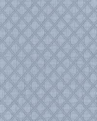 Schumacher Fabric Lucca Matelasse Delft Fabric