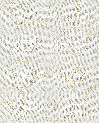 Schumacher Fabric Adina Sheer Embroidery Parchment Fabric