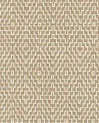 Schumacher Fabric Hampton Court Diamond Flax Fabric