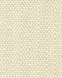 Schumacher Fabric Hampton Court Diamond Ivory Fabric