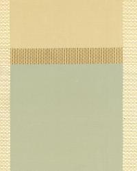 Schumacher Fabric Navsari Silk Plaid Opal Fabric