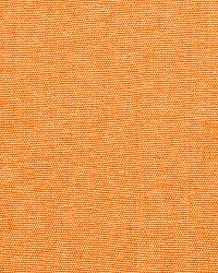 Schumacher Fabric Avery Cotton Plain Pumpkin Fabric