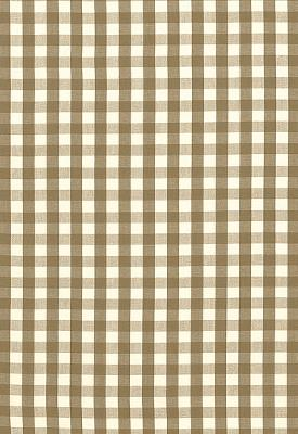 Schumacher Fabric ELTON COTTON CHECK MOCHA Search Results