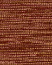 Schumacher Fabric Pozzo Weave Cayenne Fabric