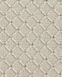 Schumacher Fabric Sheridan Weave Frost Fabric