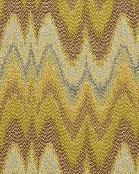 Schumacher Fabric Florentine Bargello Olivine Fabric