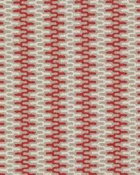 Schumacher Fabric Rivington Weave Tomato Fabric