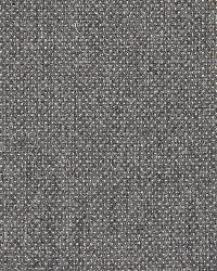 Schumacher Fabric Cap Ferrat Weave Oxford Grey Fabric