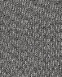 Schumacher Fabric Paloma Herringbone Oxford Grey Fabric
