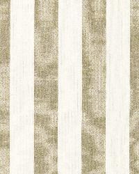 Schumacher Fabric Augustin Linen Stripe Linen   Ivory Fabric