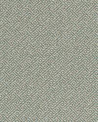 Schumacher Fabric Picard Weave Aqua Fabric