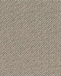 Schumacher Fabric Picard Weave Charcoal Fabric