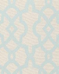Schumacher Fabric Lincent Weave Aqua Fabric