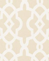 Schumacher Fabric Lincent Weave Putty Fabric