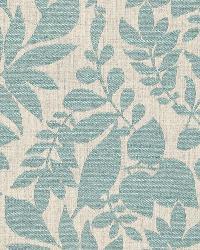 Schumacher Fabric Bruxelles Weave Azure Fabric