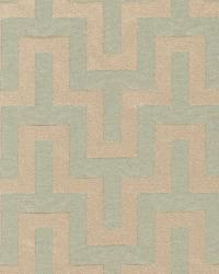Schumacher Fabric Maubray Weave Aqua Fabric