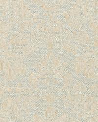 Schumacher Fabric Montisi Linen Damask Moonstone Fabric