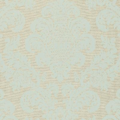 Schumacher Fabric FIRENZE LINEN DAMASK AQUA Search Results
