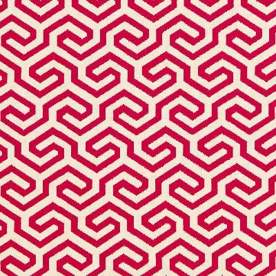Schumacher Fabric MING FRET CERISE Search Results