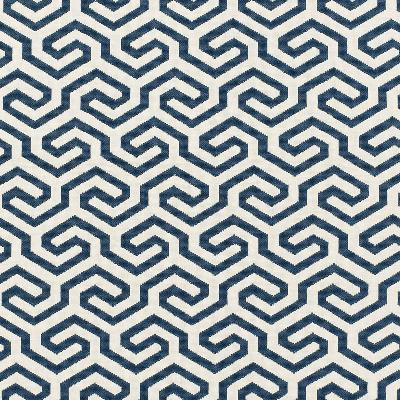 Schumacher Fabric MING FRET NAVY Search Results