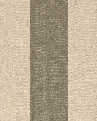 Schumacher Fabric Tundra Linen Stripe Chanterelle Fabric