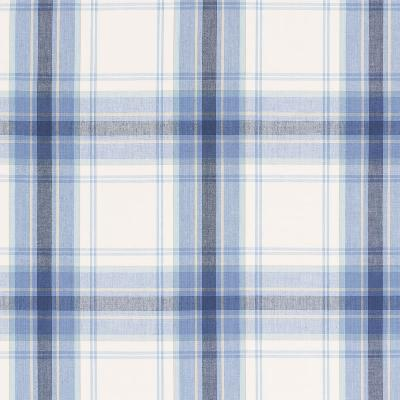 Schumacher Fabric ST. MARTIN PLAID CORNFLOWER Search Results