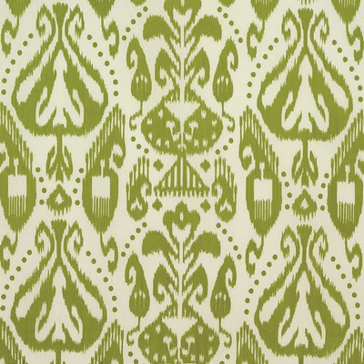 Schumacher Fabric KIVA EMBROIDERED IKAT GRASS Search Results