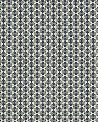 Schumacher Fabric Huxley Navy Fabric