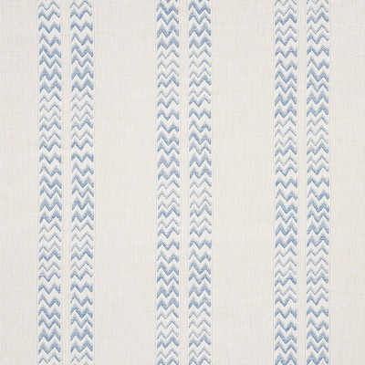 Schumacher Fabric KUDU STRIPE BLUE Search Results