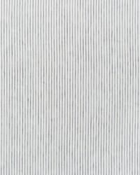 Schumacher Fabric Tori Stripe Graphite Fabric