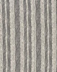 Schumacher Fabric Glamourpuss Black Fabric