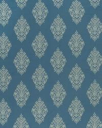 Schumacher Fabric Zinda Embroidery Bay Fabric