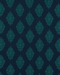 Schumacher Fabric Zinda Embroidery Aegean Fabric