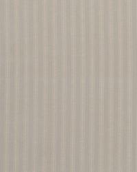 Schumacher Fabric Zelda Stripe Platinum Fabric